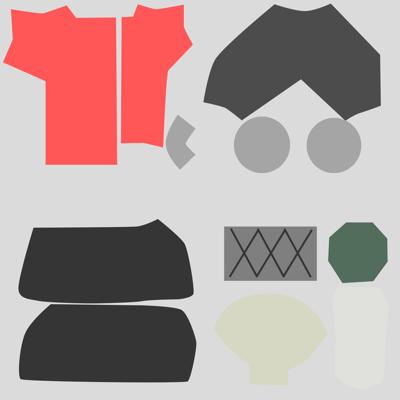 Costume col