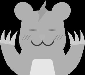 Elekibear dere gray